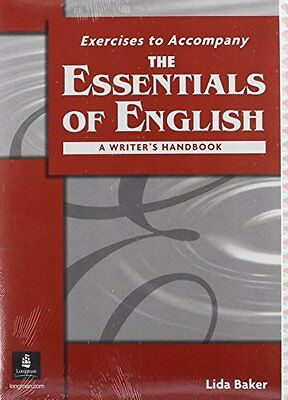 The Essentials of English with APA Student Book and Workbook by Ann Hogue New