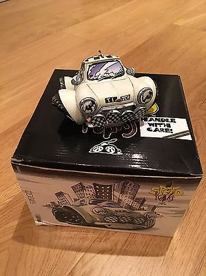 Speed Freaks By Country Artists Titch Mini Cooper With Box