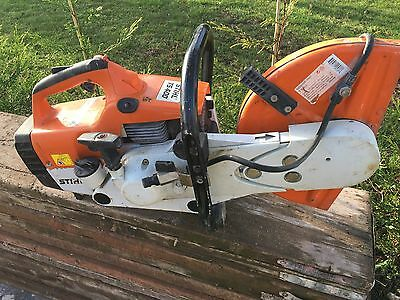 "Stihl Saw Ts400 12"" Disc Cutter"