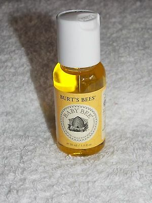 Burt's Bees BABY BEE Nourishing Baby Oil 1 oz/30mL New