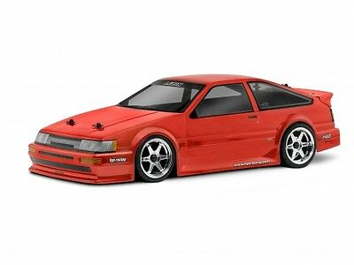 HPI Toyota Levin Ae86 Body (190mm) - Unpainted - 17214