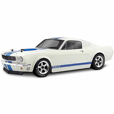 HPI 1965 Ford Shelby Gt-350 200mm Body - Unpainted - 17508