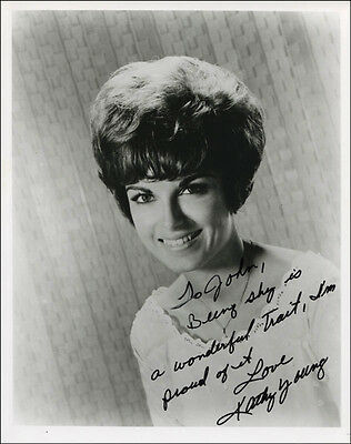 Kathy Young - Inscribed Photograph Signed