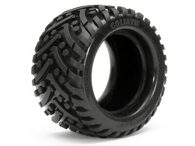 HPI Goliath 7 inch Truck Tyres (2) - Savage Flux HP