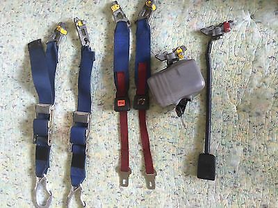 UNWIN WHEELCHAIR STRAPS /clamps  / LOTS AVAILABLE CALL OR TEXT DAVID 07774223123