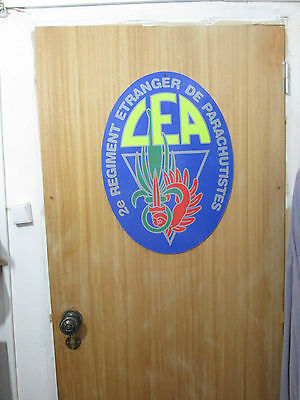 French Foreign Legion 2 REP-CEA-TABLE FOR DOOR