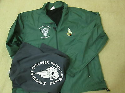French Foreign Legion Etrangere   - 2 REP- 4 cie- size XL