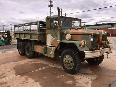 1972  M35A-2 Duece and a half MIlitary Truck