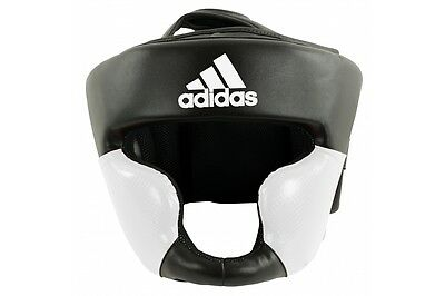 Adidas Boxing Head Guard Response Martial Arts Headguard Kick Karate Headgear