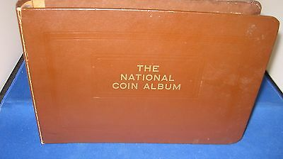 Vintage Wayte Raymond The National Coin Album Indian & Lincoln Cents 1908 - 1938