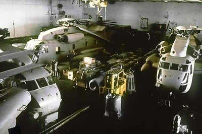 photo RH-53D No.8 HM-16 Nimitz Op. Evening Light Iran Hostage rescue 24Apr80 (7)