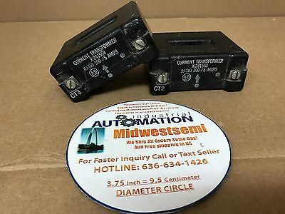 Lot Of 2 X-241563 Allen Bradley X241563 Current Transformer Freeshipsameday