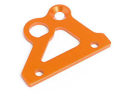 HPI Brake Holder Plate (Orange) - Baja 5B SS - 87487
