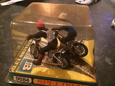 Britains Speedway riders set 9684 - in the rarest packaging