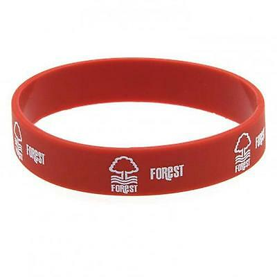 Nottingham Forest F.C. Silicone Wristband OFFICIAL LICENSED PRODUCT