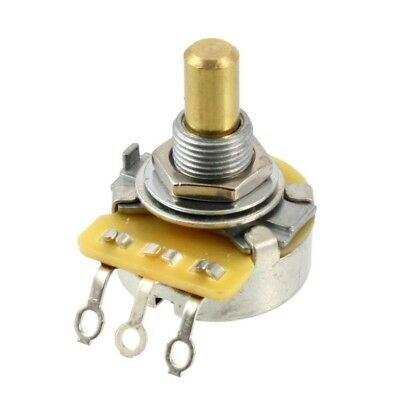 Guitar Pot Potentiometer  USA  250k  Solid Shaft  CTS