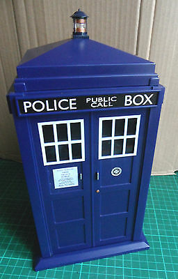 Collectable Dr Who 'Tardis' Litter Bin
