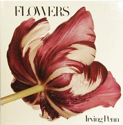 Flowers, Penn, Irving Hardback Book The Cheap Fast Free Post