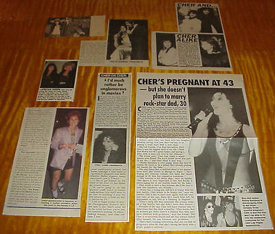 Cher Vintage Clippings #9 #090816