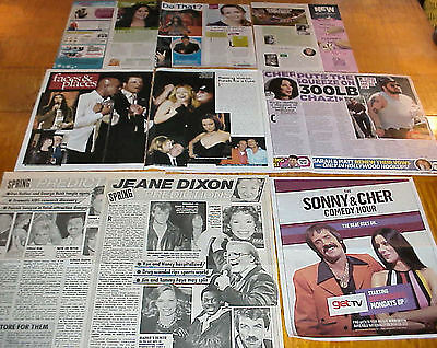 Cher Clippings #1 #091916