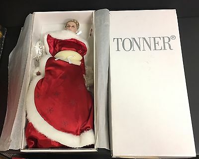 "Tonner Judy Haynes In White Christmas 16"" Doll New"