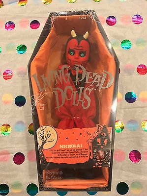 Mass Produced Garbage Living Dead Dolls Nicholas Variant That No One Wants