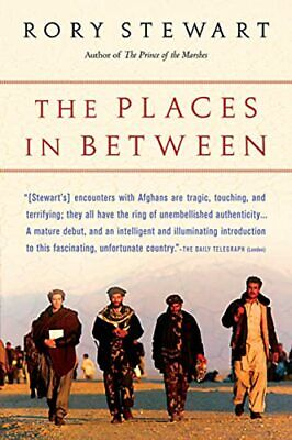 The Places in Between by Stewart, Rory Book The Cheap Fast Free Post