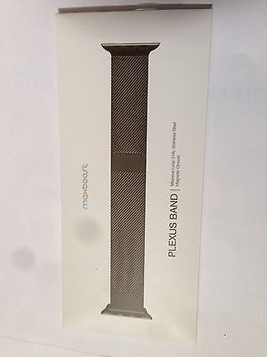 Apple Watch Band Stainless Steel Mesh Bracelet magnetic closure