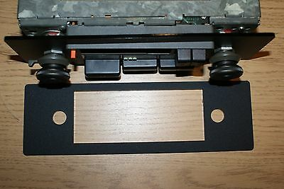 NEW FRONT FASCIA FOR 60s 70s 80s SPINDLE FIT CLASSIC CAR RADIOS Blaupunkt Becker