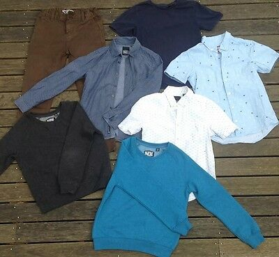 Bulk Lot Indie Brand Size 8 Boys Clothes