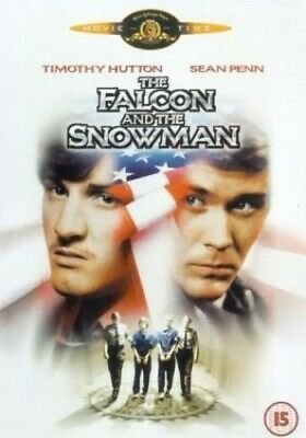 The Falcon And The Snowman [DVD] - DVD  QLVG The Cheap Fast Free Post