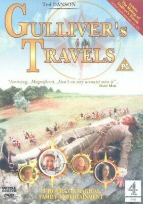 Gulliver's Travels [DVD] [1996] - DVD  9YVG The Cheap Fast Free Post