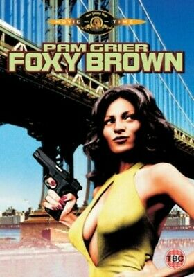 Foxy Brown [DVD] - DVD  KFVG The Cheap Fast Free Post