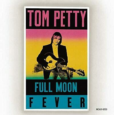 Full Moon Fever - Tom Petty CD RQVG The Cheap Fast Free Post The Cheap Fast Free