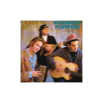 Hothouse Flowers - People - Hothouse Flowers CD GRVG The Cheap Fast Free Post