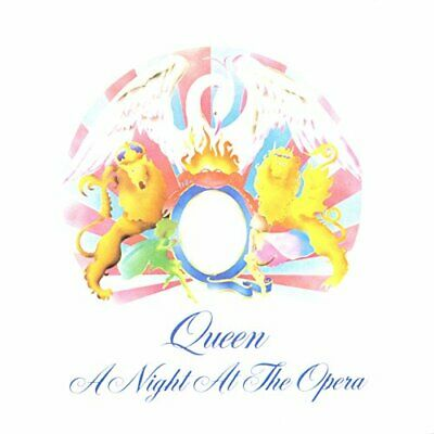 Queen - A night at the Opera (1975) - Queen CD XSVG The Cheap Fast Free Post
