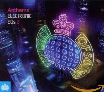 Various Artists - Anthems Electronic 80S 2 - Various Artists CD 9YVG The Cheap