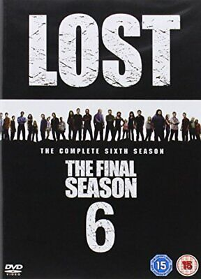 Lost - Season 6 [DVD] - DVD  HAVG The Cheap Fast Free Post