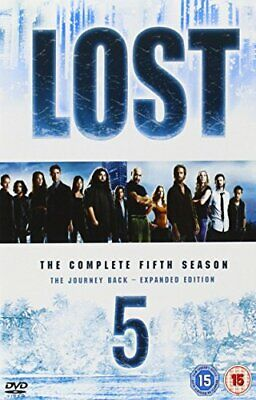 Lost - Season 5 [DVD] - DVD  SUVG The Cheap Fast Free Post