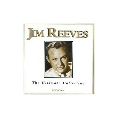 Jim Reeves - The Ultimate Collection - Jim Reeves CD KSVG The Cheap Fast Free
