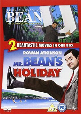 Mr Bean's Movie Box Set (The Ultimate Disaster Movie/Mr Bean's Ho... - DVD  NSVG