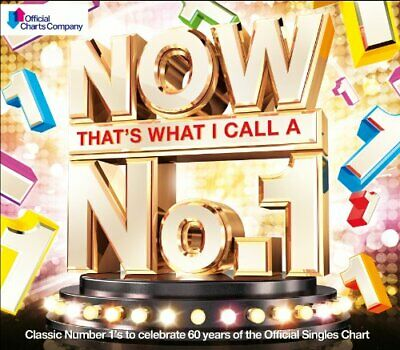 Various Artists - Now That's What I Call a No. 1 - Various Artists CD FEVG The