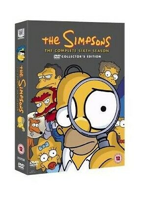 The Simpsons - The Simpsons - Season 6  [DVD] - DVD  0WVG The Cheap Fast Free