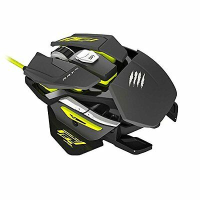 Mad Catz R.a.t. PRO S MCB4372200A6/04/1 Mouse