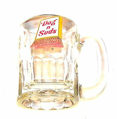 Late 70s Dog N' And Suds Root Beer Restaurant Drive In Advertising Mug A&W MkOfr