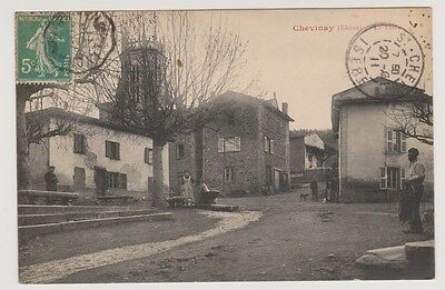 Chevinay La Place