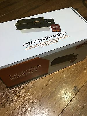 New Cigar Oasis Magna Electronic Humidifier - For Large Humidor