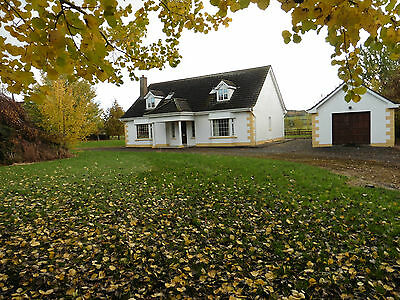 14 Acres with 5 Bedroom Dormer Bungalow Curragh Kildare  Sale 431.000.00 Pounds