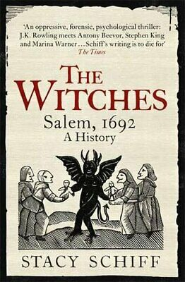 The Witches: Salem, 1692 by Schiff, Stacy Book The Cheap Fast Free Post
