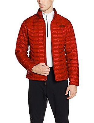 Rosso/Cardinal Red (TG. XL) North Face M Thermoball Full Zip Eu Giacca, Rosso/Ca